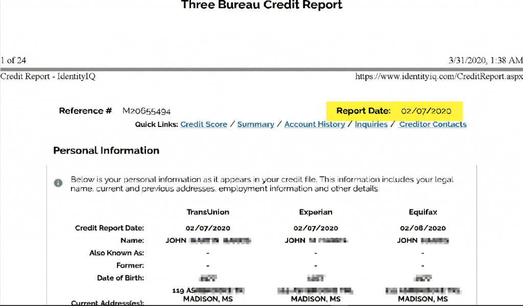 Get Your Credit Repaired Fast