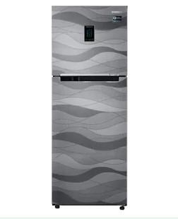 Samsung 324L 3STAR RT34R5538NV/HL Frost Free Double Door Refrigerator By PandoraBiz.com