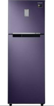 Samsung 275L 3STAR RT30R3423UT/HL Frost Free Double Door Refrigerator By PandoraBiz.com