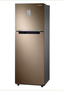 Samsung 253L 3STAR RT28R3753DU/HL Frost Free Double Door Refrigerator By PandoraBiz.com