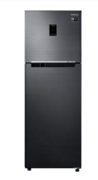 Samsung 345L 3STAR RT37M5538BS/HL Frost Free Double Door Refrigerator By PandoraBiz.com