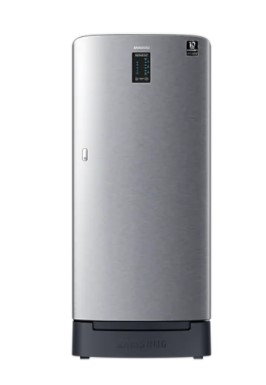 Samsung 198L Digi-Touch Cool One Door Refrigerator RR21A2D2YS8 By PandoraBiz.com